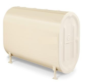 Example of typical ULC-Listed steel fuel oil tank built in accordance with CANULC-S602