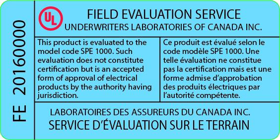 Field Evaluation Services | UL Canada